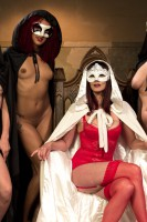DivineBitches Just Another Satanist FemDom Ritual