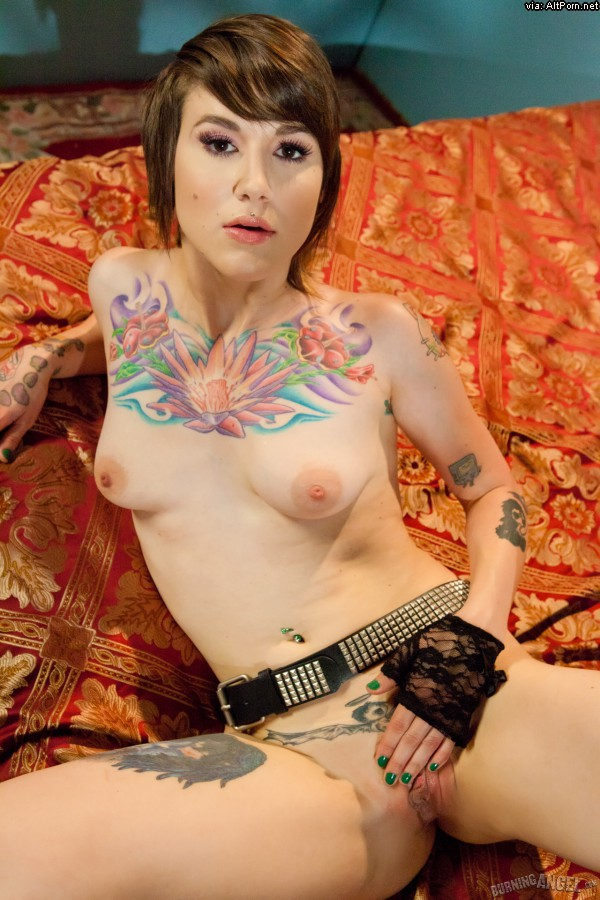 BurningAngel New Site Layout Launch and Cutie Severin