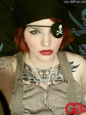 GodsGirls Josepha Pirate Princess