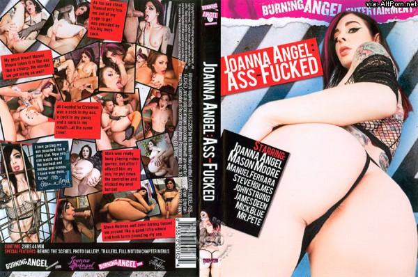 Joanna Angel Ass Fucked