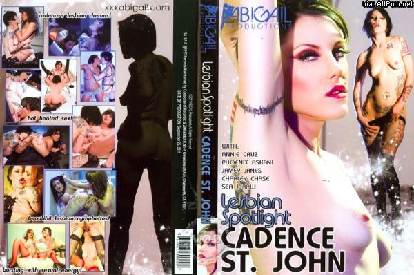 Lesbian Spotlight - Cadence St. John