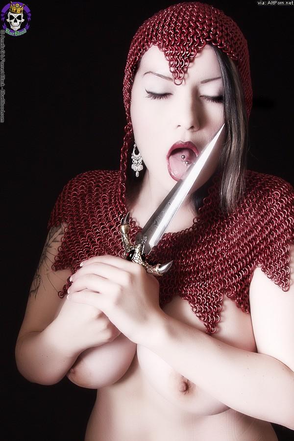 EroticFandom Dahlia Dark Fantasy Assassin of Love