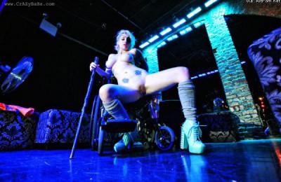 CrazyBabe Mandy Morbid