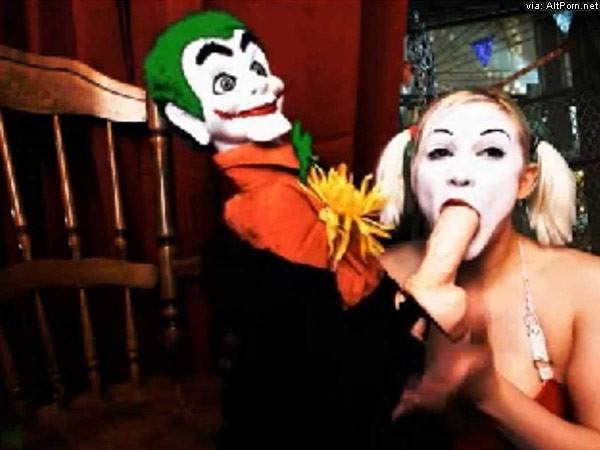 Joker porn tube