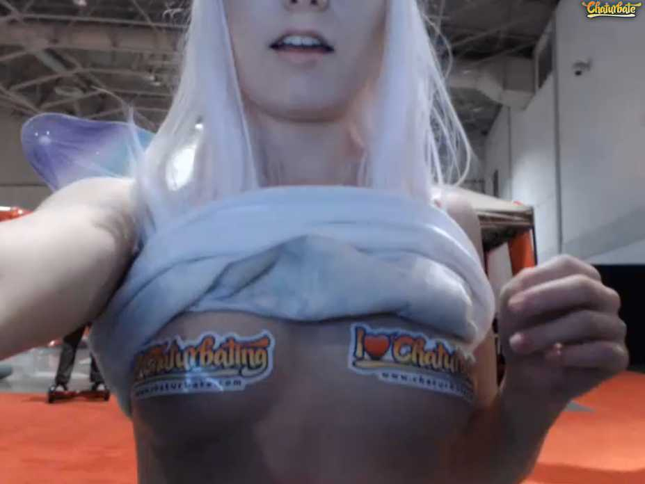Chaturbate Booth is the Best at Toronto Sex Expo