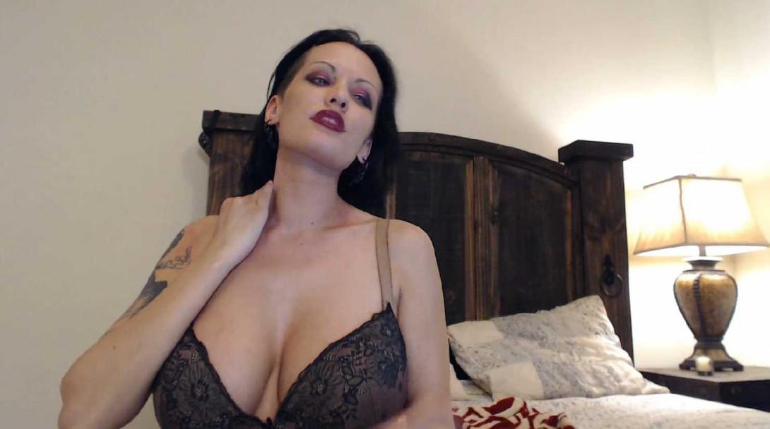 Sophie Lableau Busty Mohawk Femdom