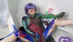 GodsGirls: Jilly and The Art of Nakedness