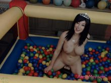 AnimeAnnie No Cum Deny in the Ball Pit