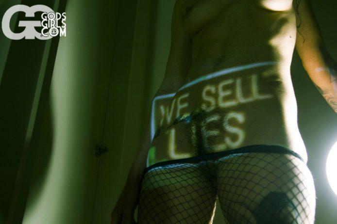 GodsGirl: Liesl Light Lies