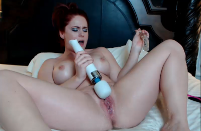 Leblanc_Chrissy Removes Your Inhibitions With A Squirt
