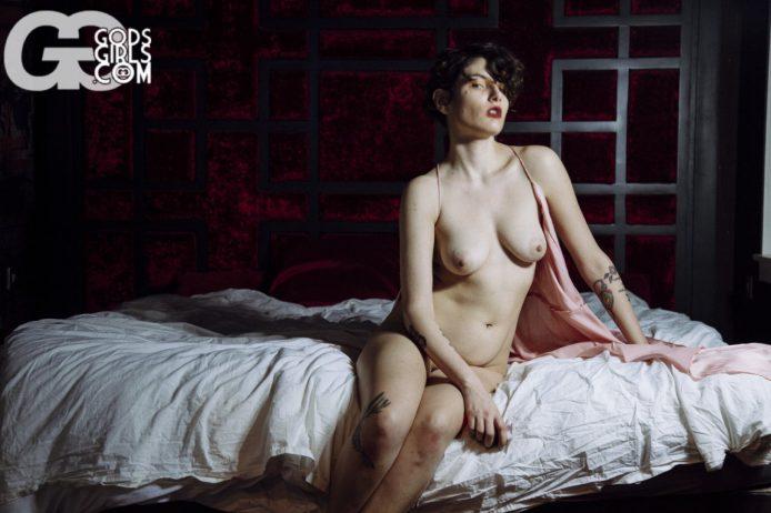 GodsGirls: Pichi's Tribute to Art