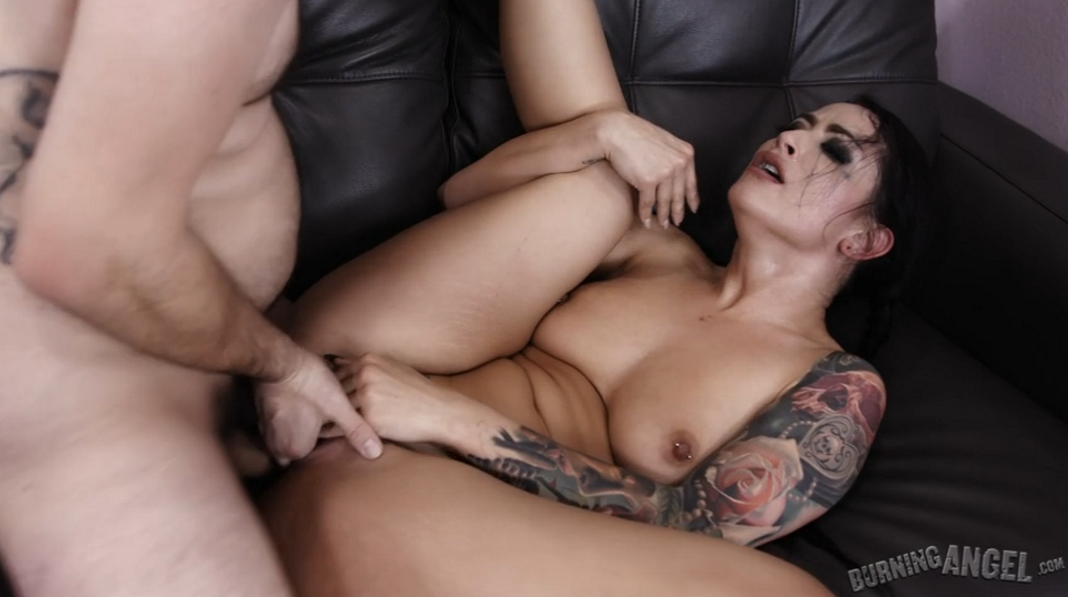 BurningAngel: Katrina Jade Wants A Different Kind Of Ride
