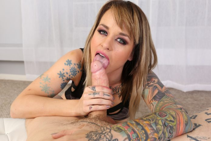 BurningAngel: Sammie Six's Lustful Moans Will Flood You With Arousal