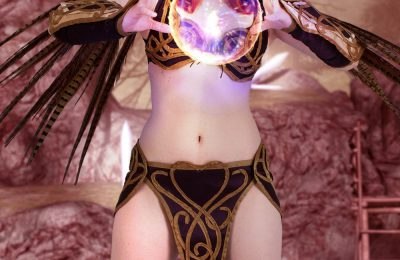 Cosplayerotica Miette Is The Hottest Night Elf