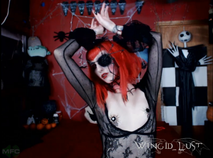 WingID_Lust Is A Creepily-Sexy Spider Queen