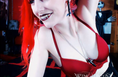 WingID_Lust Lets You Control Her Vibrator