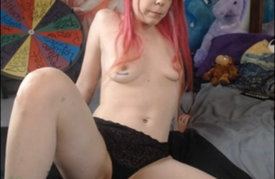 SkylaPink Celebrates Spank Sunday