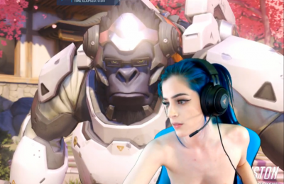 Kati3kat Destroys Everyone At Overwatch