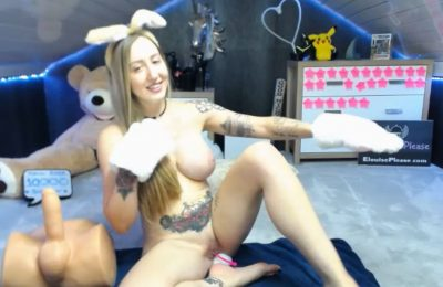 Sexy Bunny ElouisePlease Is A Titjob Queen