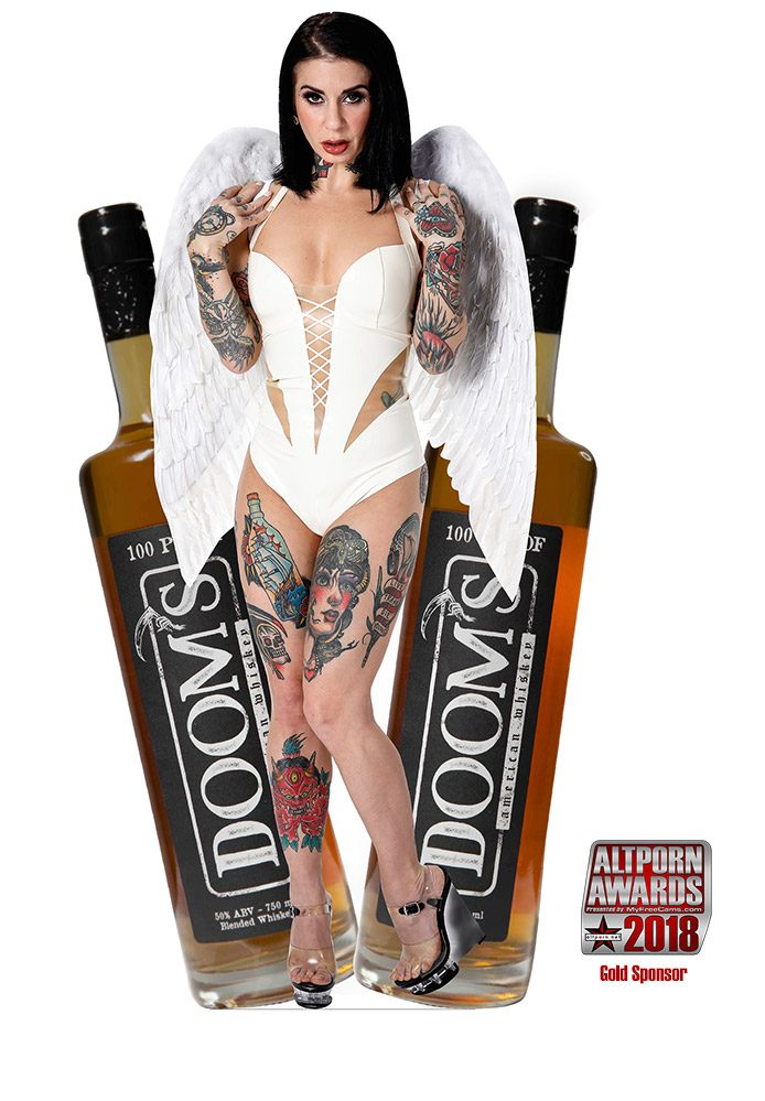 Joanna Angel Dooms Whiskey