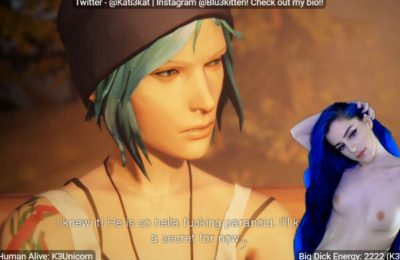 Kati3kat Finds Out The Life Is Strange