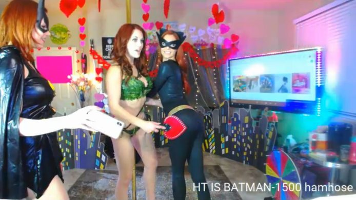 MollyStewart, Maitland Ward, And Jayden Cole Are Heating Up Gotham