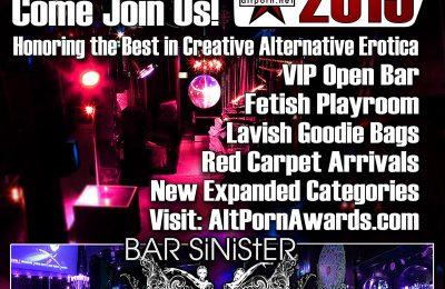AltPorn Awards 2019 party