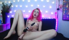 Kitty_Carrera Is Filled With Pleasure