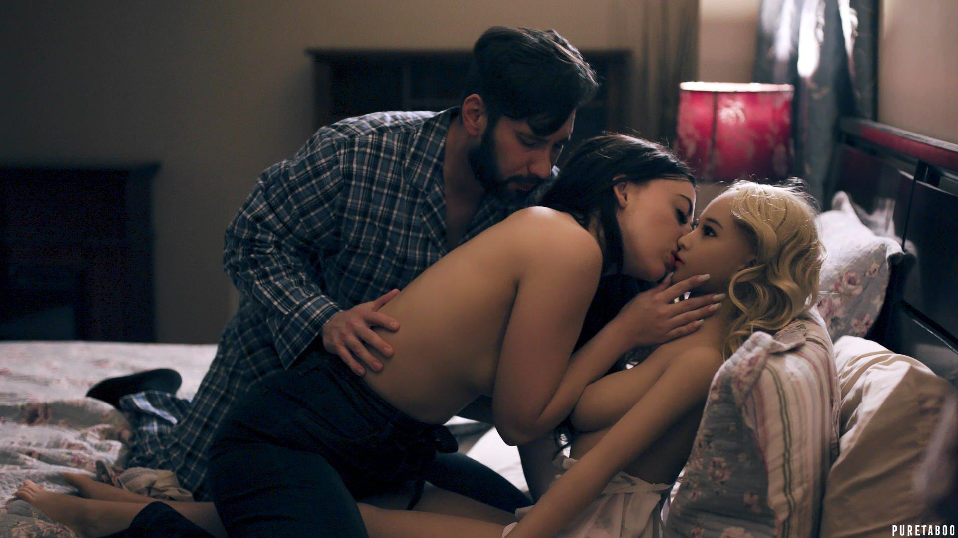 Nasty Anal Threesome Hd
