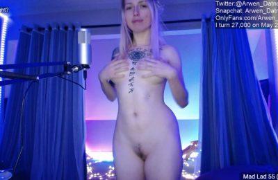 Arwen_Datnoid Puts On A Spellbinding Show