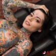 AltErotic Gallery: Beautiful Tiger Lilly Tattooed Nude